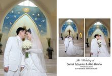 Gamal & Aiko by Wangi Bali Wedding Company