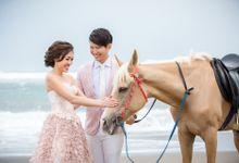 Bali with Kellie & Yan Cheng by WhiteLink