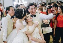 THE WEDDING OF DENNY & VONNY by AB Photographs