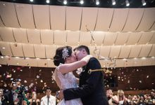 THE WEDDING OF FELIX & ANDREA by AB Photographs