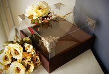 SUEDE Seserahan & Sangjit  Boxes by Seserahan & Sangjit by Sentra Bunga