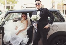 Wedding of Leon and Eunice by Rosette Designs & Co
