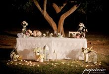 Prewedding photoshoot by Papeterie Party Designer