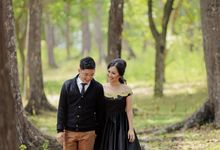 Sen & San by Reza Aditya Photography