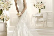 Spain's Collections by Aurelle House of Brides