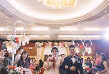 Jemmy and Yovita Wedding Day by Lady Quissera