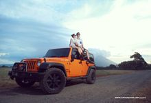 Keep calm and be in love I - Prewedding Baluran by Antzcreator Photography