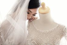 The Wedding Of Titien & Mishiel by Alvin by VOTO fotografia