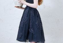 Non Traditional Wedding Dress by Girls Wardrobe