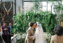THE WEDDING OF JASON & DEVI by AB Photographs