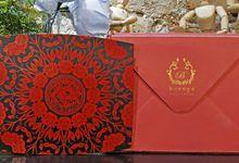 Boenga Chinese New Year Card by Kartoe