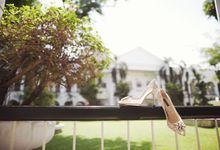 Albert & Jocelyn - Wedding Day by Danieliben