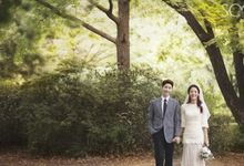 STUDIO 34 - KOREA PRE-WEDDING by Kwedding