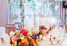 Autumn States by The Wedding Entourage