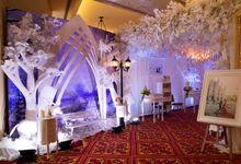 Wedding of Harianto & Cindy by Azalia Decoration