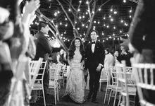 Jeffrey Charles & Denise by Randolf Evan Photography