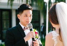 Mike & Yuyu by Varawedding