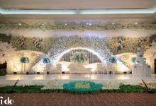 Heru & Vesti The Wedding by PRIDE Organizer