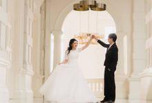 Yuqi Pre-Wedding by Susan Beauty Artistry