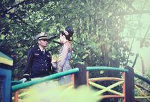 Prewedding by MAYAMPI Photostudio