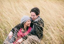Ashley + Monica Engagement by Humblebloom photography
