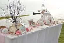 Ocean cliff view villa best for up to 100pax by Bali Jepun Weddings & Events Planner