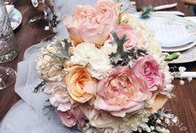 PETALÉ WEDDING by Petalé Flowers