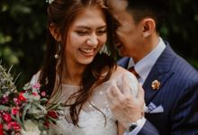 Aaron and  Veira Actual Day Wedding by Susan Beauty Artistry