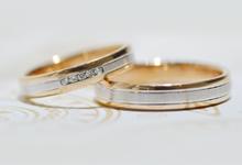 Two Tone Gold by J's Diamond Jewellery