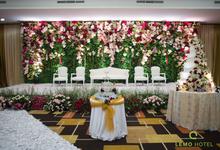 Chika & Reggio Wedding - September 2017 by Lemo Hotel