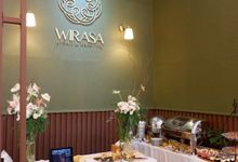 BRIDESTORY MARKET by WIRASA Catering