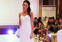 Sofitel Singapore Wedding Showcase December 2016 by Blackaccessories - specialises in Crystal Bouquet