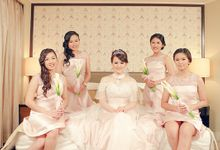 Wedding Day Cindy Podjan + Denny Kurniawan by Javas