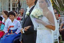 Wedding Ceremony Cristine & Lee Min Jun by Nagisa Bali