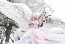 White Reverie by Jessicacindy