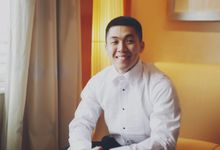 Joef and Czar | Metro Manila Wedding by David Garmsen Photo and Video