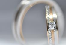 Two - Tone Beauty by J's Diamond Jewellery