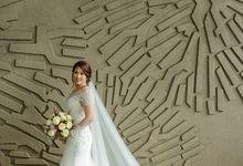 Jaebum and Nerie Wedding by Bride Idea