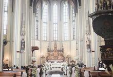 Modern Rustic Wedding at Finally Bryan Karina by Karin H