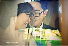 The Wedding Basuki & Asnida by TEMPHOTOWORKS