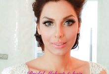 Bridal Makeup and Hair by Palapa International