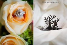Adi & Stefanie | The Wedding by The Wagyu Story