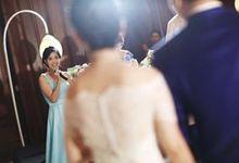 Cory and Darryl Wedding by Share Wedding Idea