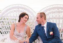 Andrew & Laura @ Villa Bayuh Sabbha by Bali Dream Day