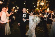 Evan & Priscilla Wedding by Hilda by Bridestory