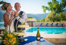 N&P Sunflower wedding in Lefkada Greece by Lefkas Weddings