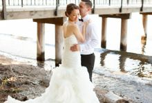 Andrew & Wena by Elizabeth Hallie Design
