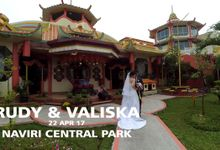 RUDY & VALISKA WEDDING 22 APR 17 - NAVIRI CENTRAL PARK by Impressions Wedding Organizer