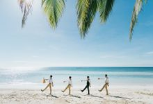 Beach Wedding by ARTURE PHOTOGRAPHY