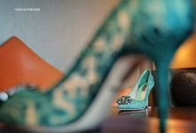 The Wedding of Andrian & Silvany by TEMPHOTOWORKS